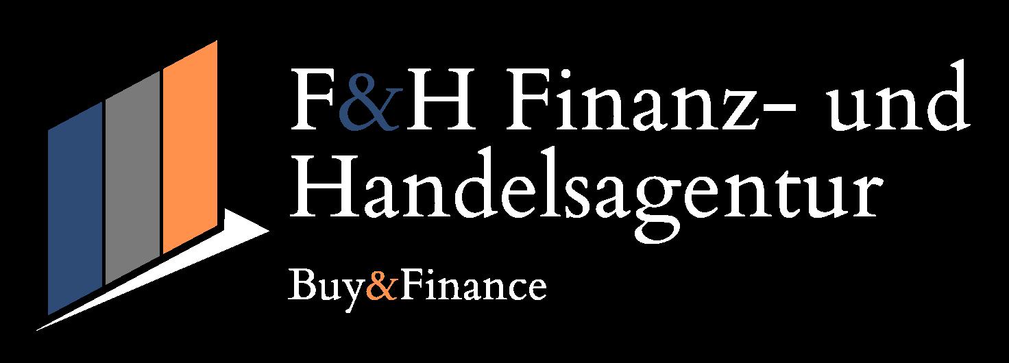Logo F&H Finanz- und Handelsagentur_weiß
